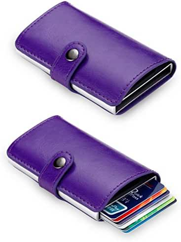 Honb Double-Sided Smart Money Clip & Credit Card Holder For Men